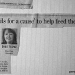 cocktails for a cause - newspaper column