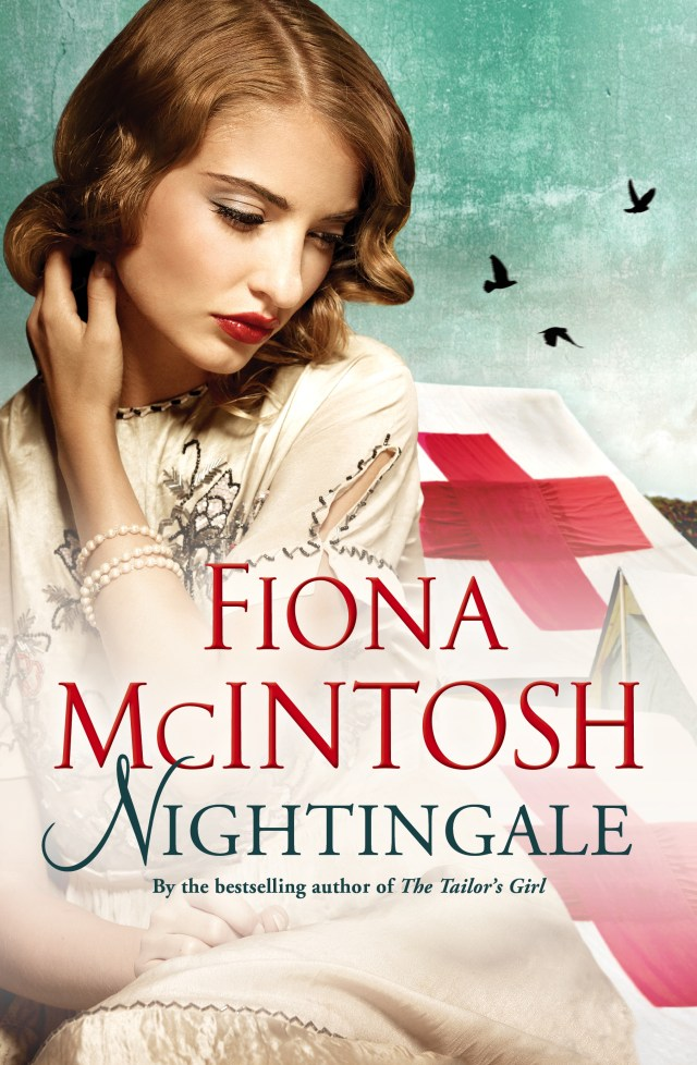 Book Cover:  Nightingale