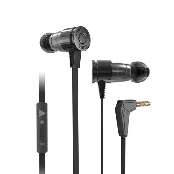 Plextone G25 Gaming Earphones-Black