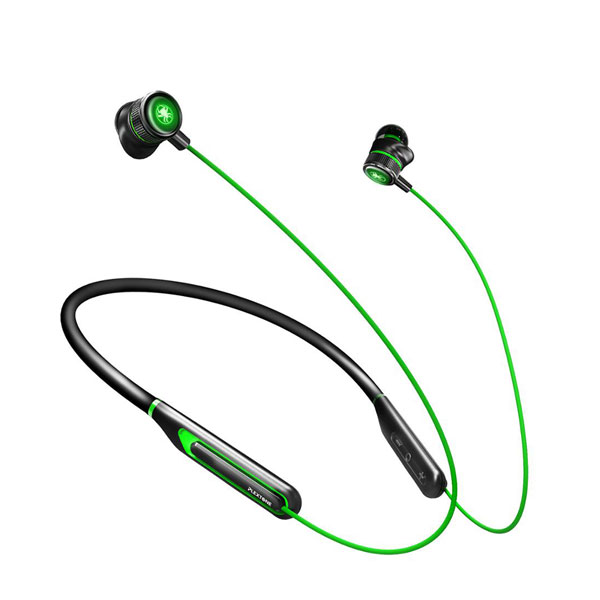 Plextone G2 Bluetooth Gaming Earphone-Green