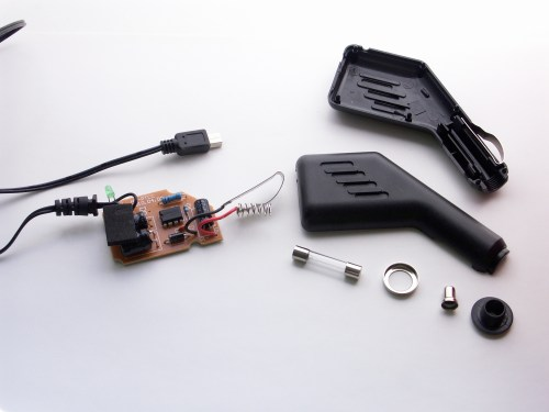 small resolution of car charger teardown