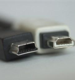 usb mini b plug [ 2560 x 1920 Pixel ]