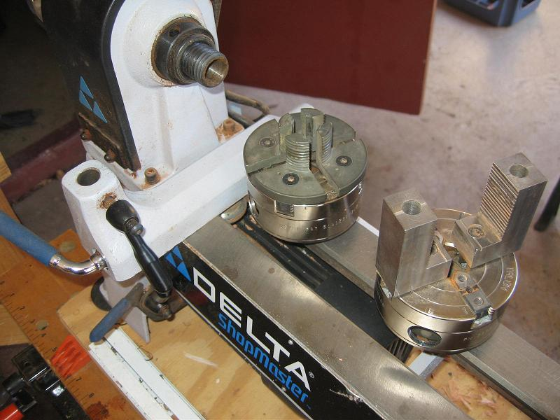 Best Lathe Chuck For Shopsmith
