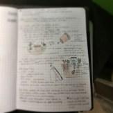 illustrating my notes