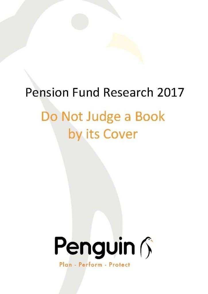Pension Fund Research 2017