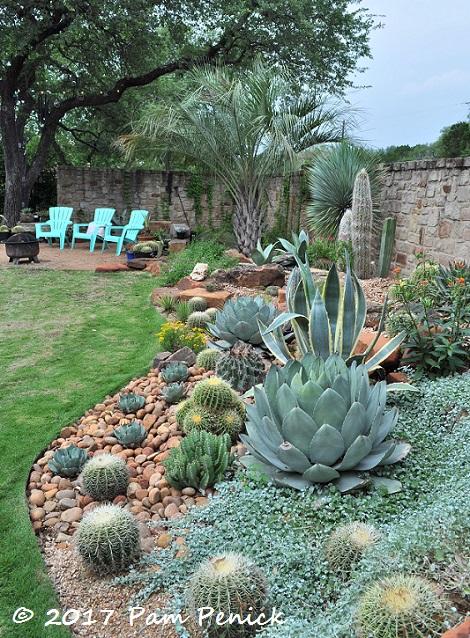 Patio Front Garden Ideas