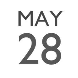 HL MAY 28