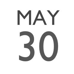 HL MAY 30