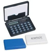 Customized Business Card Holder Calculator | Promotional ...
