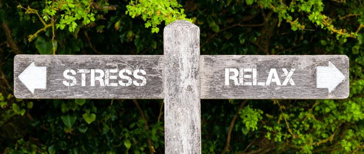 Stress Relax Header