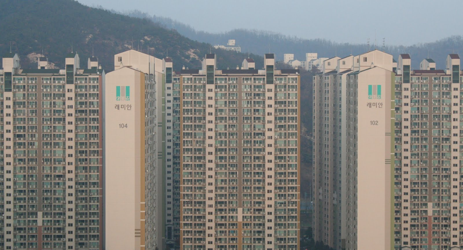 Image result for apartment buildings seoul