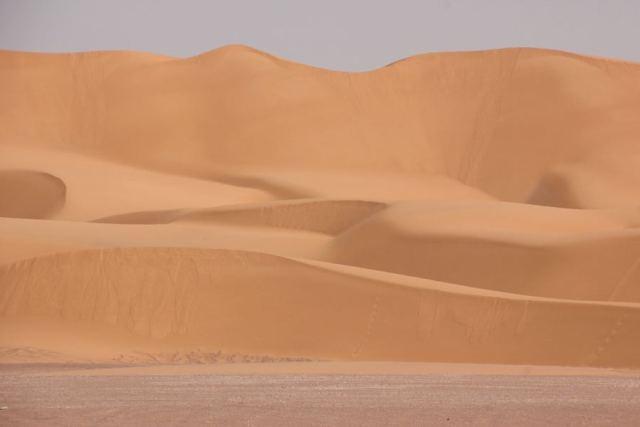 Random sand, Oman