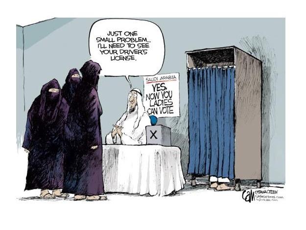 Saudi Arabian elections, 2015