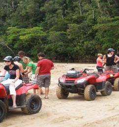 one of the best excursions in samana atv quad in samana dominican republic from las [ 1920 x 1000 Pixel ]