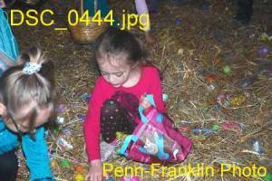 3-19-16 Living Word Egg Hunt