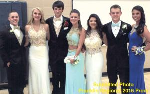 2016 Prom Reader Submitted Photos