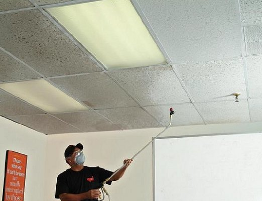 Commercial Ceiling Cleaning Penn Jersey Janitorial