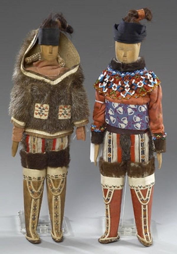 Penn Museum Ladies In Fur Traveling Time