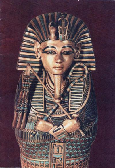 Expedition Magazine  Tutankhamun Treasures The First Tut