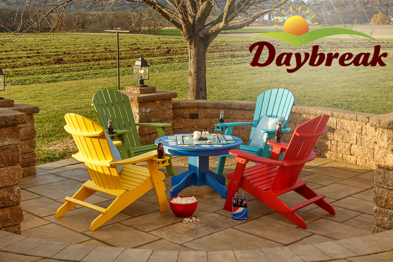 amish outdoor patio furniture for your