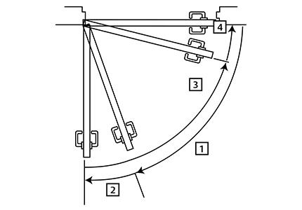 Double Egress Doors Double Folding Doors Wiring Diagram