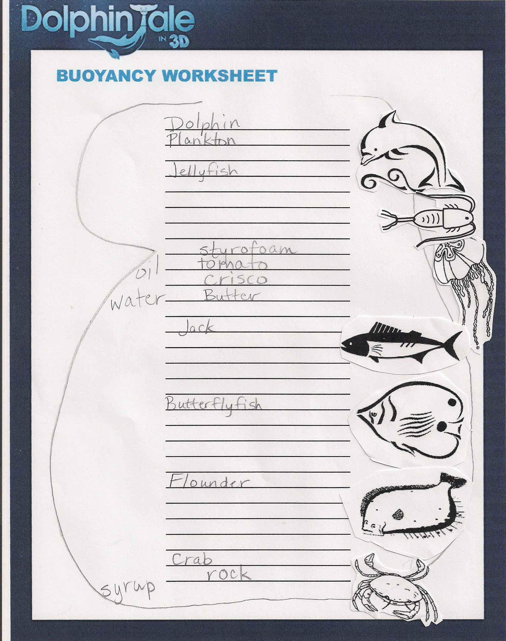Dolphin Tale Unit Study