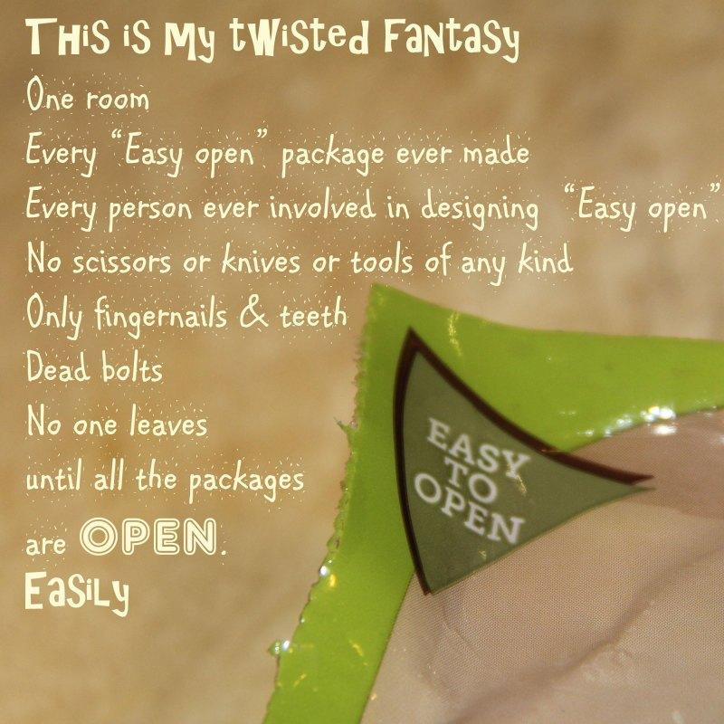 Easy Open Fantasy