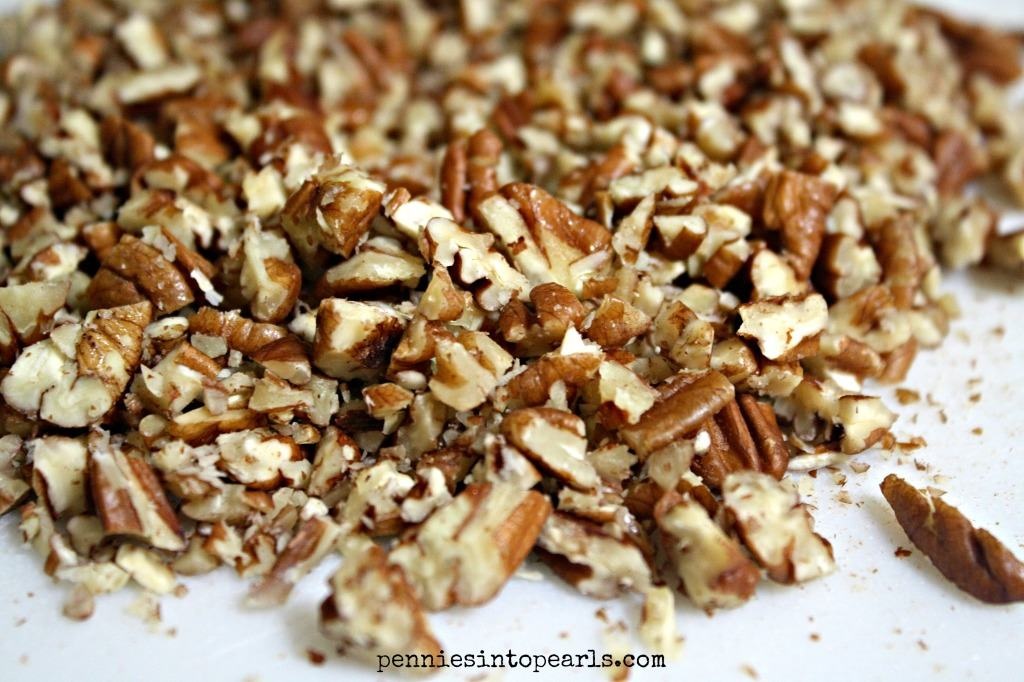 Toffee- Chopped Nuts