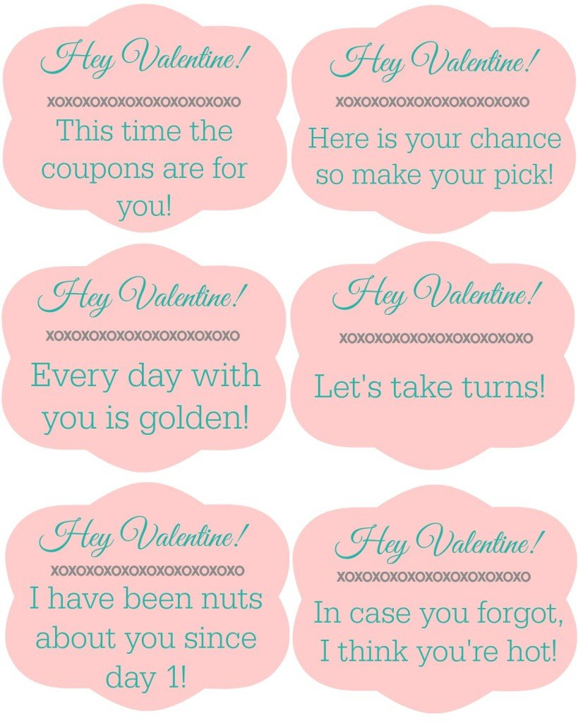 14 Days of Valentines Tags 2