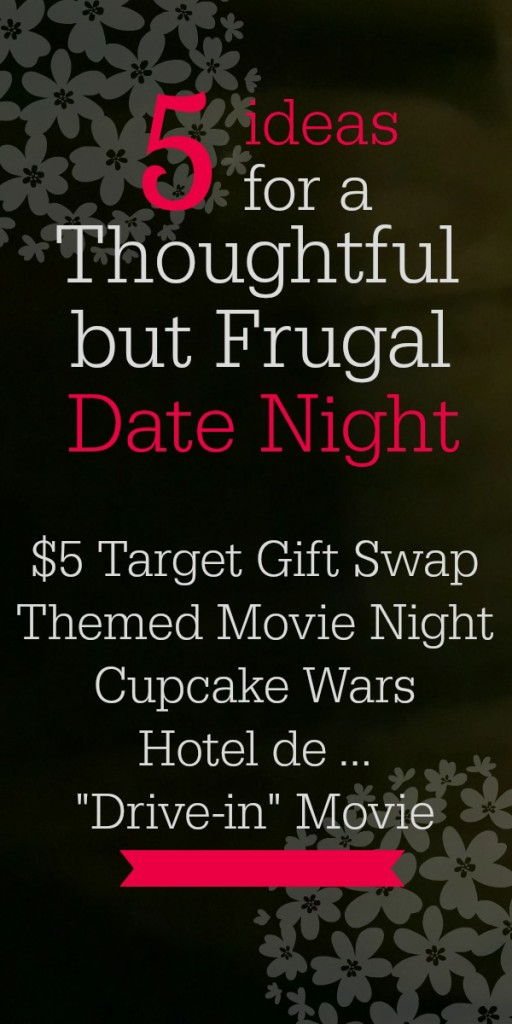 Frugal Date Nights Pin