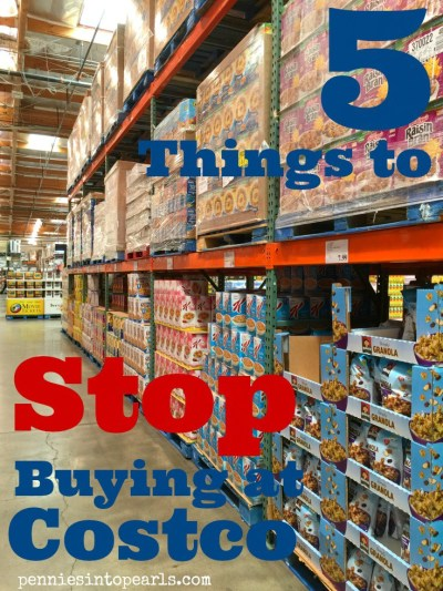 5 Things to Stop Buying at Costco