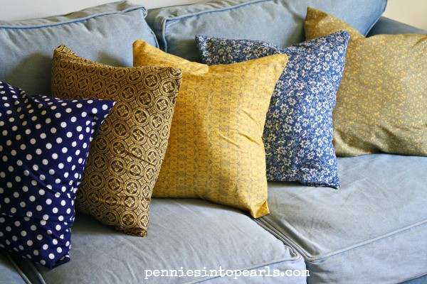 Pillow Covers Finished 2
