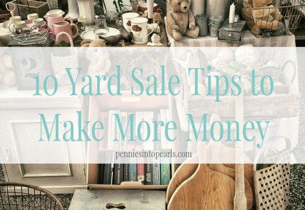Yard Sale Tips Wide