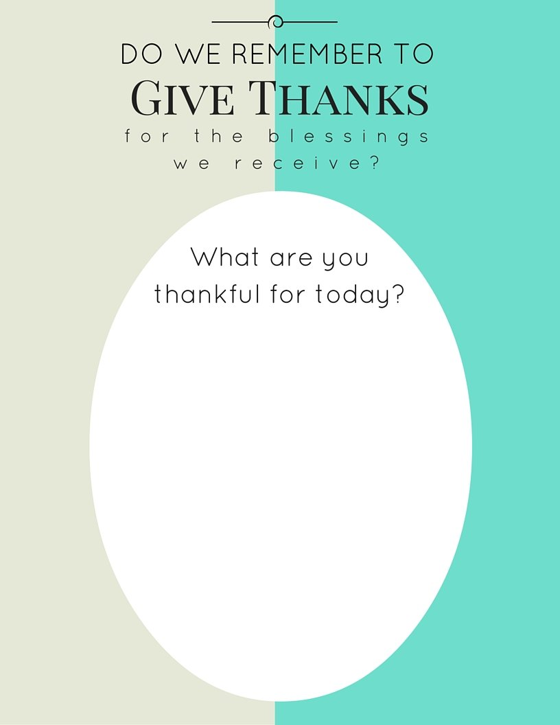 Thanksgiving Daily - Simply Sunday Motivational Thoughts