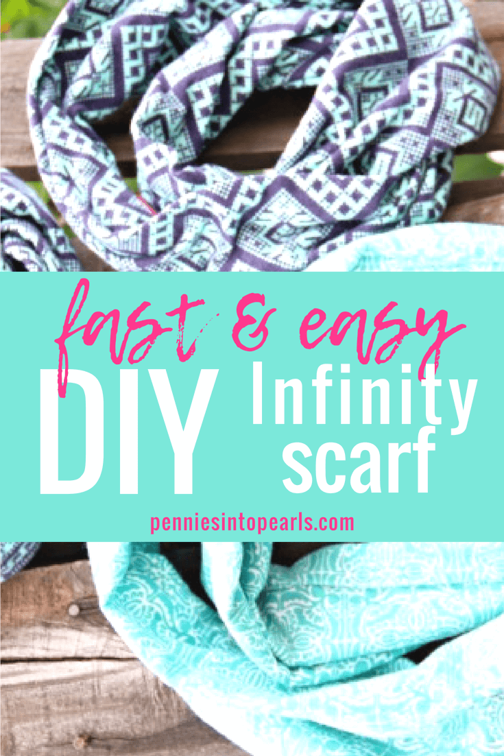 Sew a scarf from the fabric with your own hands for 10 minutes, detailed instructions
