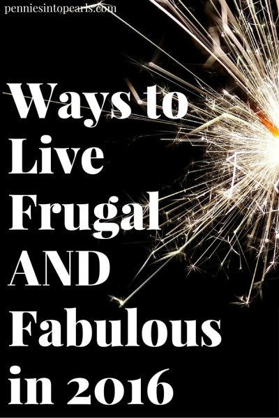 This is my favorite website / blog for learning to live frugal and fabulous! Best tips for frugal living and having a fabulous life!