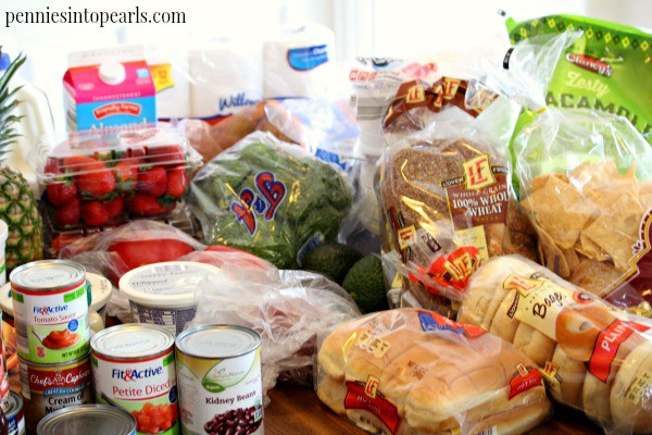 Easiest way how to save money on your groceries with no coupons needed! The easiest way how to save money on your groceries and drastically cut the bill!
