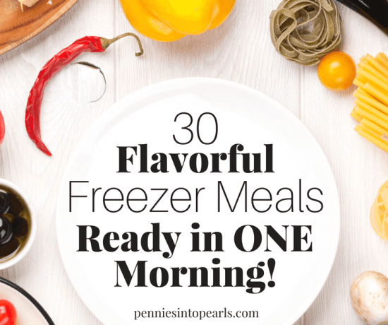 Why haven't I started this earlier!?! Meal planning doesn't get any easier then this! This completely customizable meal plan comes with organized grocery lists, step-by-step prep, cooking, and freezing instructions. Hassle free weeknights are waiting for you!