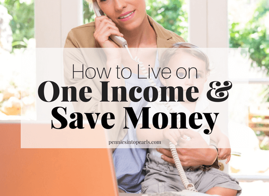 A simple one income family budget helped to save over $5,000 in only two months! Learn how this family has been able to save money for a house, in an expensive city, on just one income. It's not complicated at all! Here are the exact numbers from our family bank account!