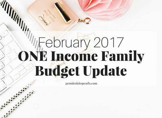 Real life numbers of a one income family budget! FREE PRINTABLES and VIDEO breakdown of what this one income family does to set a budget while living in one of the most expensive cities in the US.