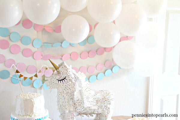 Use These Magical Unicorn Birthday Party Ideas To Throw Your Next And Keep
