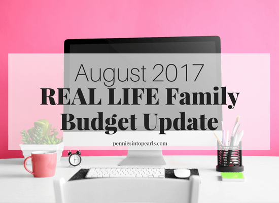 How a simple one REAL LIFE family budget helped pay off almost $20,000 in debt in less than one year and now puts over $2,000 into savings each month! If you are overwhelmed by debt and are trying to live on one income, learn from this family how to pay off debt quick and start working towards your savings goals! Learn how to save money on a small budget!