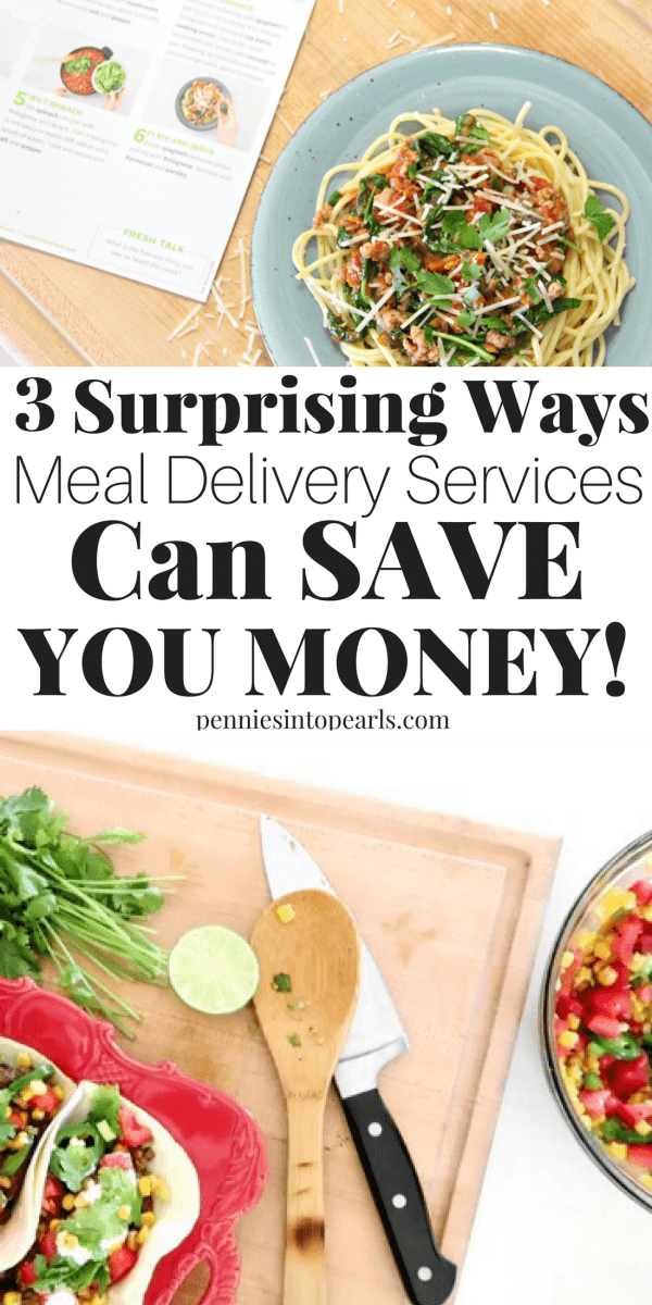 Price Colours Meal Kit Delivery Service