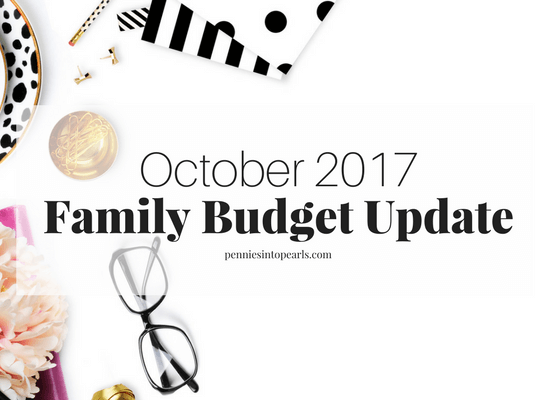 How to Budget for Beginners - What a Budget for a Family of 5 Looks Like