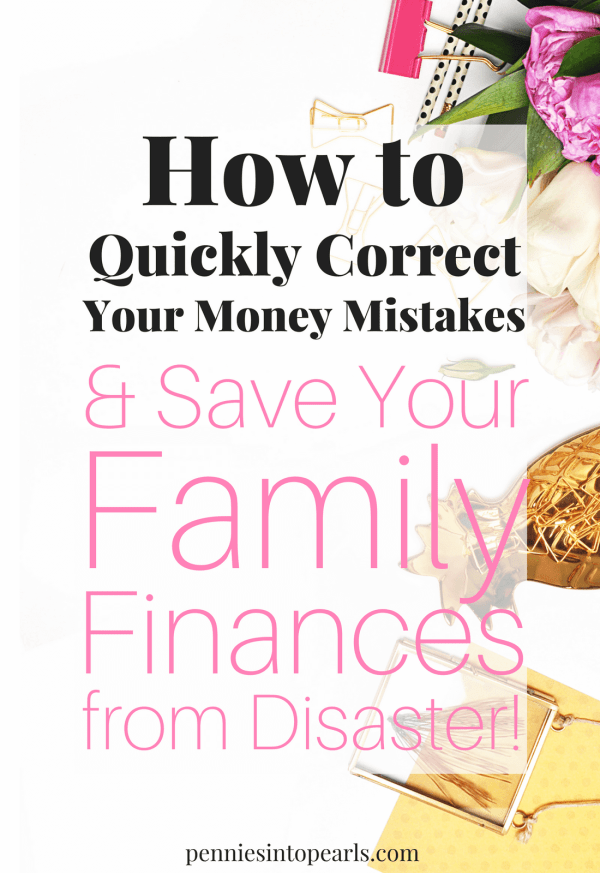 This is your opportunity to look at the real life numbers of another family's finances! Learn from their money mistakes to help build a strong family budget. She shares tips on how to learn from your money mistakes and how to start a budget that won't fail!