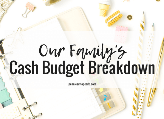The very most crucial step in sticking to a budget for your family is to start using a cash envelope system! This example is full of real life numbers from a family's cash envelope system. Use this as a guideline for starting your cash envelope system for beginners.