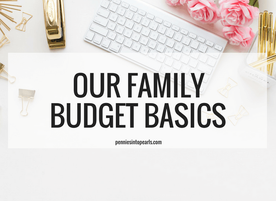 7 essential basic tips of budgeting for beginners. Get a crystal clear example of getting started on a budget by looking at the real life family finances of a middle class family living in one of the most expensive cities in the US. These budgeting tips for beginners will help you start a budget with motivation and the tools necessary to stay on budget.