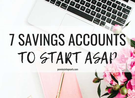 Did you know that your savings goals could be pointless if you don't have more than one savings accounts? Mass financial destruction is caused by unorganized savings accounts! This doesn't have to be you! There is a simple solution to help you start reaching your financial goals! It's as simple as separating your savings into multiple savings accounts!