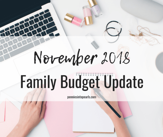 In this month's family budget update, I am going to walk you through all the numbers that went in and out of our family's bank account. We share all the numbers in hopes of turning on some light bulbs to help you manage your family's finances and set financial goals based off what you guys value most in life!