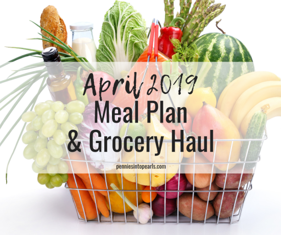 Meal planning is the number one way to cut hundreds of dollars from your grocery budget! Use this FREE PRINTABLE meal plan on a budget with clickable recipes and forget about all the hard work. Use these tips for meal planning on a budget and start saving on your grocery budget ASAP!